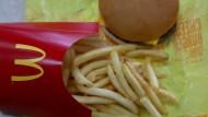 McDonald's vergeht der Appetit