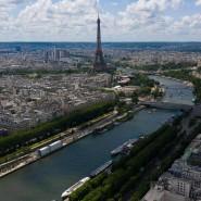 Paris hat London als führenden Standort für Immobilieninvestitionen entthront.