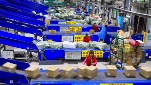 Alibaba kurz vor Börsengang in Hongkong