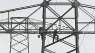 Energiepreise sinken