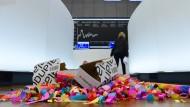 Zalando-Börsengang: Jetzt wird der Müll weggeräumt