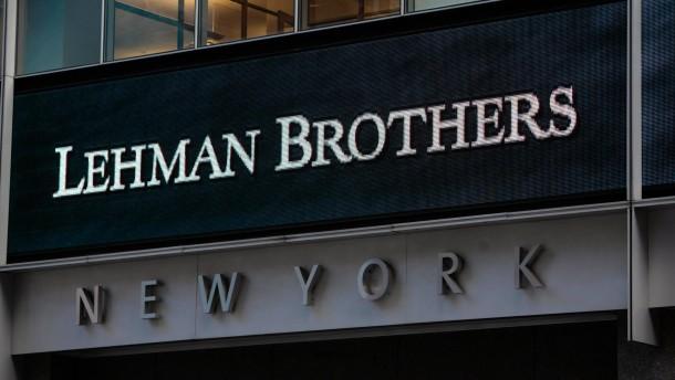 Lehman-Gläubiger bekommen Geld vollständig zurück