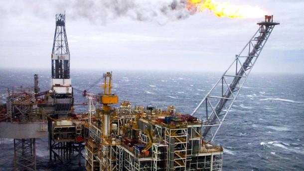 Der Ölpreis legt deutlich zu