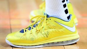 Nike legt Zahlen vor