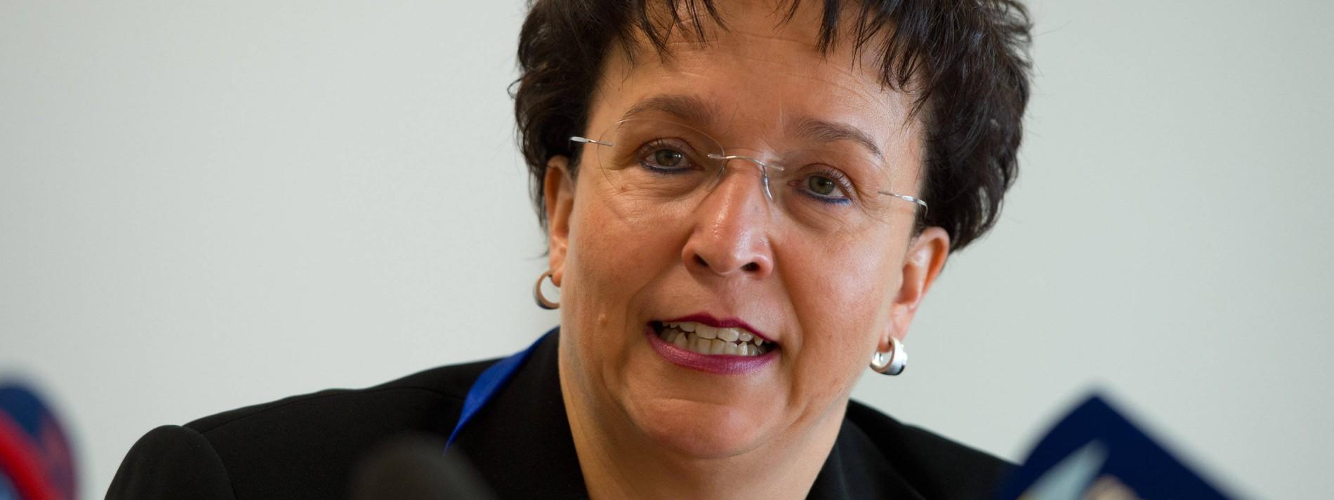 Birgit Homburger übernimmt Leitung des DAI-Hauptstadtbüros
