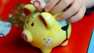 Warum das Sparen nicht überflüssig ist