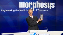 Morphosys zieht es nach New York