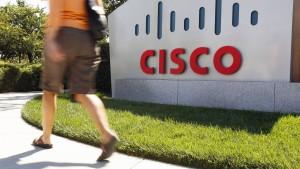 Cisco begeistert Anleger mit Quartalszahlen