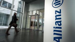 Allianz Leben senkt Überschussbeteiligung für 2015