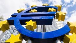 Euro auf höchstem Stand seit Ende Februar