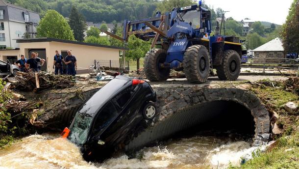 3,2 Milliarden Euro Schäden durch das Wetter