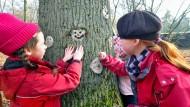 Viele Kinder sind noch nie auf einen Baum geklettert