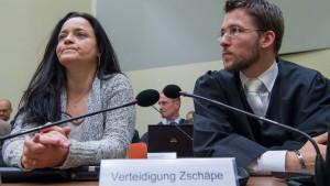 Bundesanwaltschaft beantragt im NSU-Prozess Strafmaß für Zschäpe