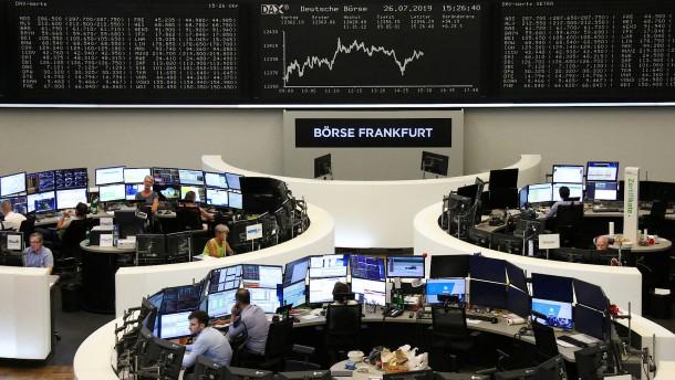Fed und Bilanzen bestimmen weiter die Kurse