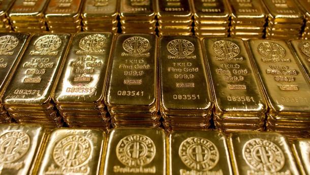 Goldpreis und Aktienkurse legen zu