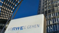 RWE-Aktien gehen mit Verlusten ins Wochenende