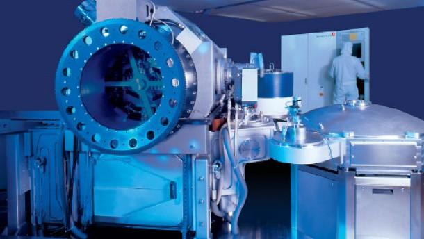 Nano-Impuls treibt Singulus-Aktie