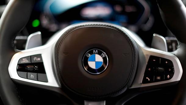 BMW enttäuscht: Dax startet mit kleinem Minus in den Handelstag