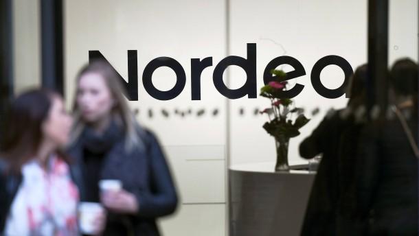 Angeblich bevorstehende Geldwäsche-Enthüllung drückt Nordea Bank