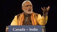 Inder gewinnen Kanada als Stütze ihres Atomprogramms