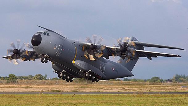 Flugzeughersteller Airbus verhandelt über Stellenabbau