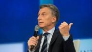 Argentinien macht deutschen Anleihen-Klägern ein Angebot