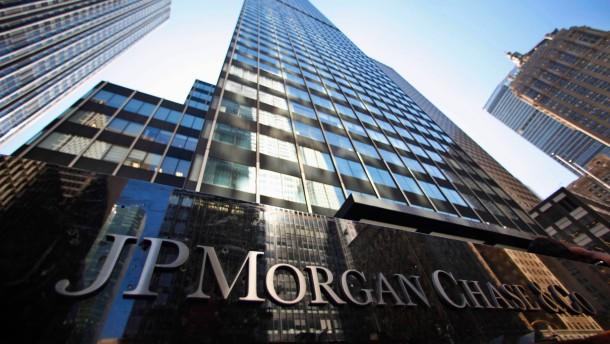 JP Morgan stimmt Milliardenvergleich zu