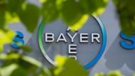 Bayer-Aktie verliert wegen Übernahmeplänen 8 Prozent