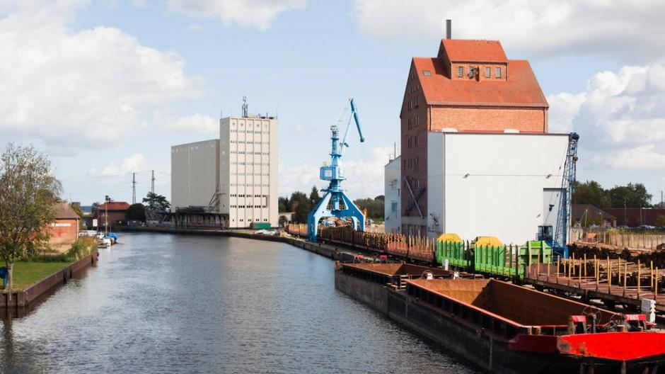 KTG-Ölmühle bei Anklam