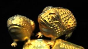 Analysten halten Korrektur bei Gold für überzogen
