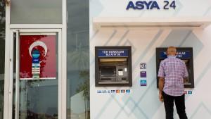 Die Türkei mästet ihre finanziellen Sündenböcke