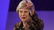 Wie ein Damoklesschwert hängen die Brexit-Sorgen über den Börsen.