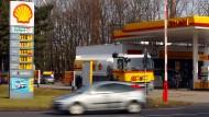 Stromvertrag von der Tankstelle