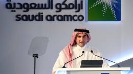 Saudi Aramco feiert den größten Börsengang aller Zeiten