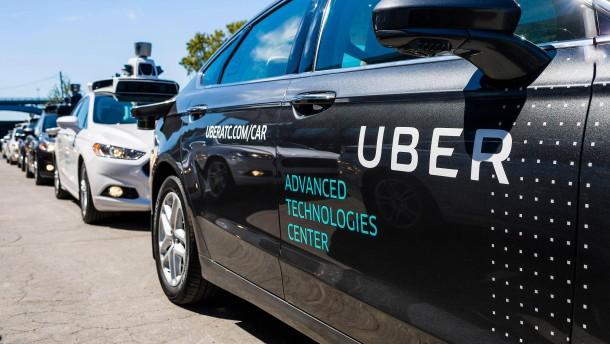 Toyota will halbe Milliarde Dollar in Uber stecken
