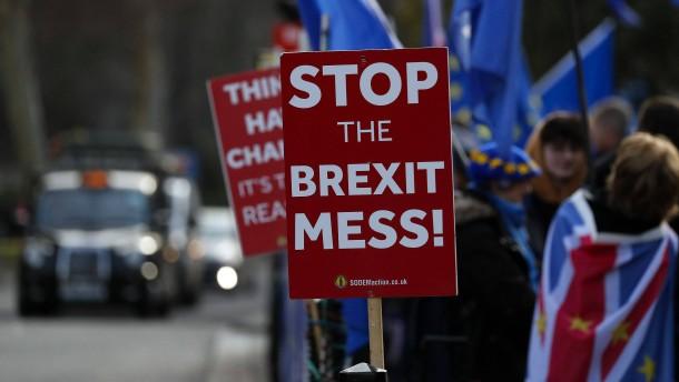 Die Brexit-Zitterpartie bestimmt die Börse
