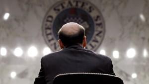 Zu Bernankes Abschied ein paar Turbulenzen