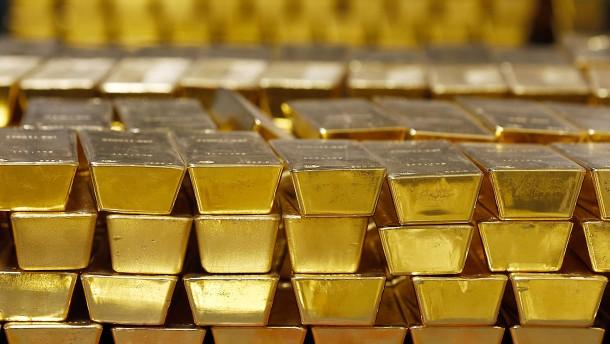 Goldpreis fällt zurück auf den Stand vom Juli