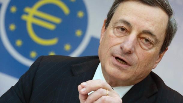 EZB trifft sich zur Ratssitzung