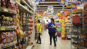 Für Shoprite ist die Afrika-Sause vorbei