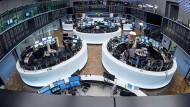 Euro bremst Aktien