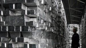 Der Aluminiumpreis bleibt tief