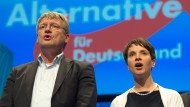 Scharfe Kritik an AfD-Forderungen