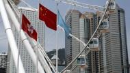Die Ratingagentur S&P hat die Bonität Chinas herabgestuft.