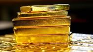 Erbe findet 100 Kilo Gold in französischem Haus