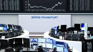 An den Börsen herrscht Ausverkaufsstimmung