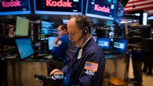 Indexfonds haben ihr bestes Jahr seit der Finanzkrise