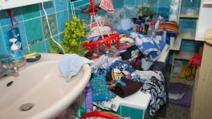 Für viele Vermieter ist der erste Blick in eine geräumte Mietnomaden-Wohnung ein Schock.