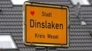 Dinslaken: Stadt mit Herz, aber einer notleidenden Sparkasse
