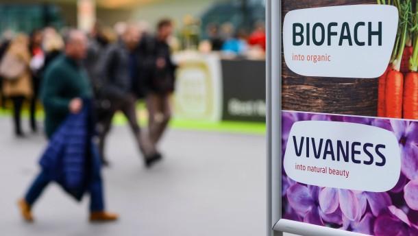 Messen für Bio-Produkte eröffnen in Nürnberg